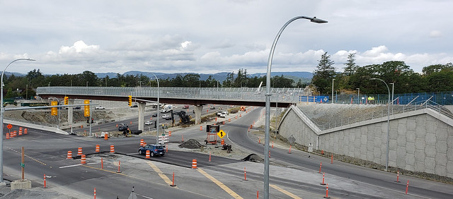 McKenzie Interchange Pedestrian/Cyclist Overpass