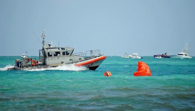 US Coast Guard Miami Air & Sea Demo *Explored*