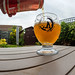 In Goes The  The Lucky Jack Norwegian Fruit Beer (Olympus OM-D EM1.2 & M.Zuiko 8mm Fisheye Prime) (1 of 1)