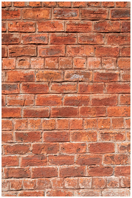 Brick Wall, Glasgow
