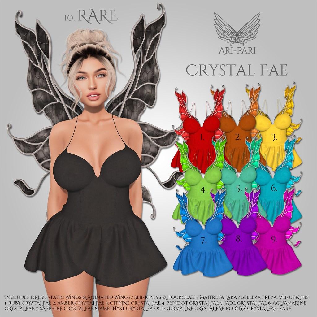 [Ari-Pari] Crystal Fae Gacha