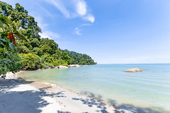 Monkey Beach, Penang.