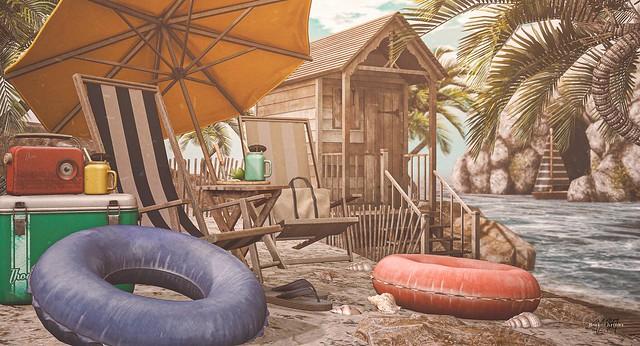 BEACH VIBES #340
