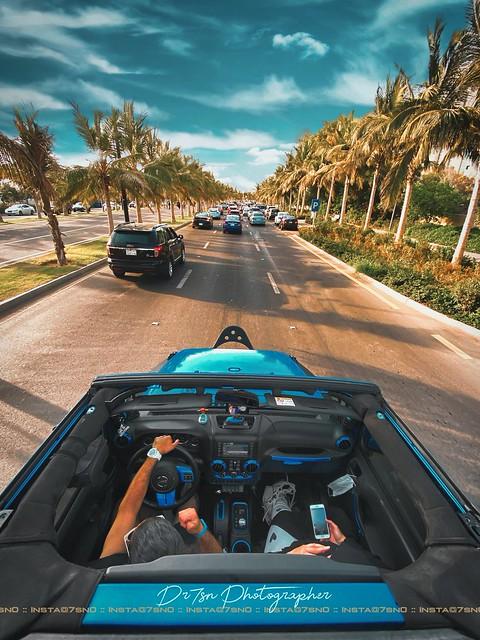 Rollin In Jeddah