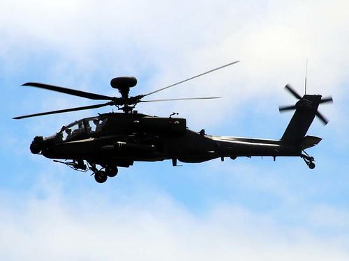 ZJ199 AH-64 Wattisham 5-6-20