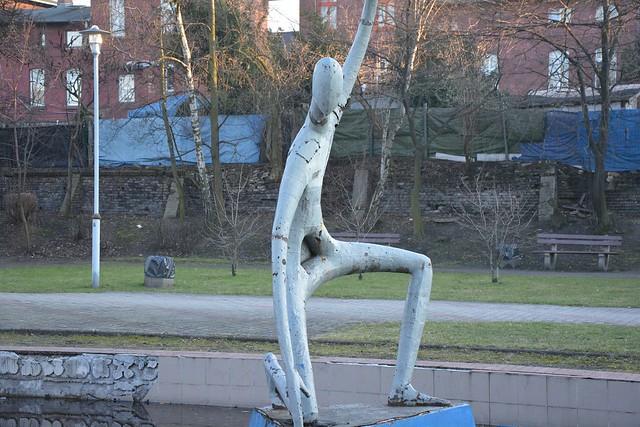 Rzeźba plenerowa nr 12 - Ruda Śląska