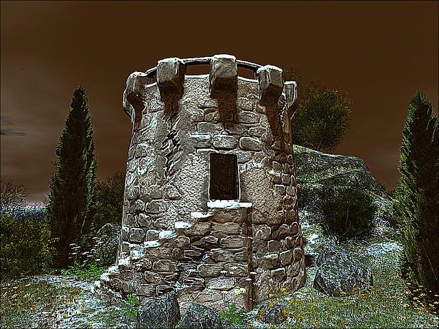 Wision - Fairytale Castle Fallen Down