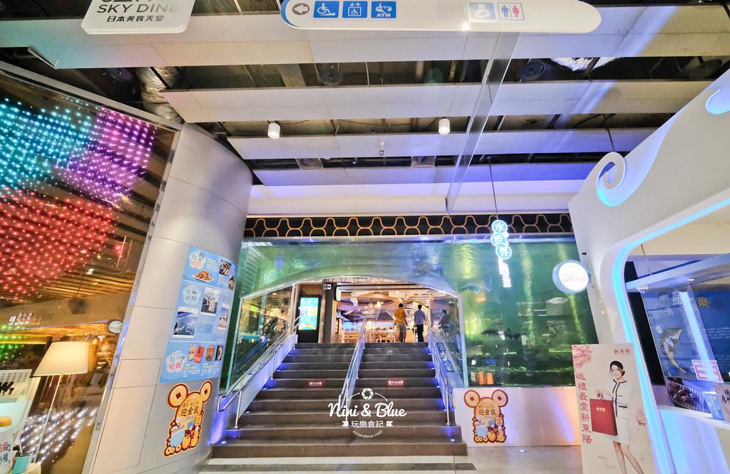 台中夜景夕陽 清水休息服務站美食34