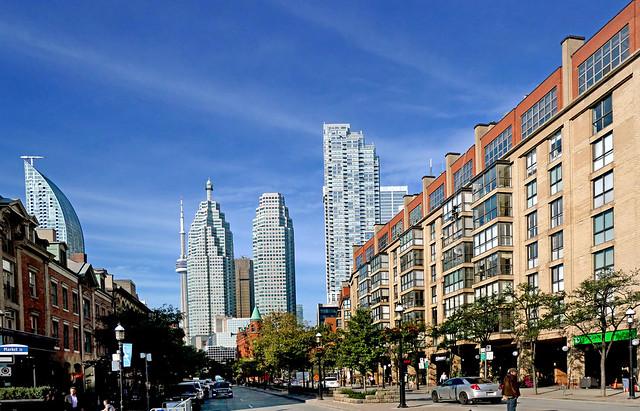Front St E Toronto.