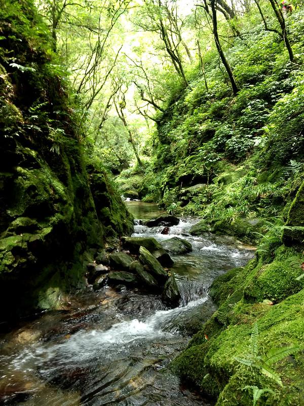 Hiking Resources: River Tonghou 桶後溪 in Ilan, Taiwan