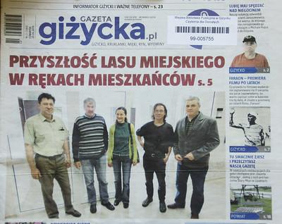artykul Gazeta Giżycka 7