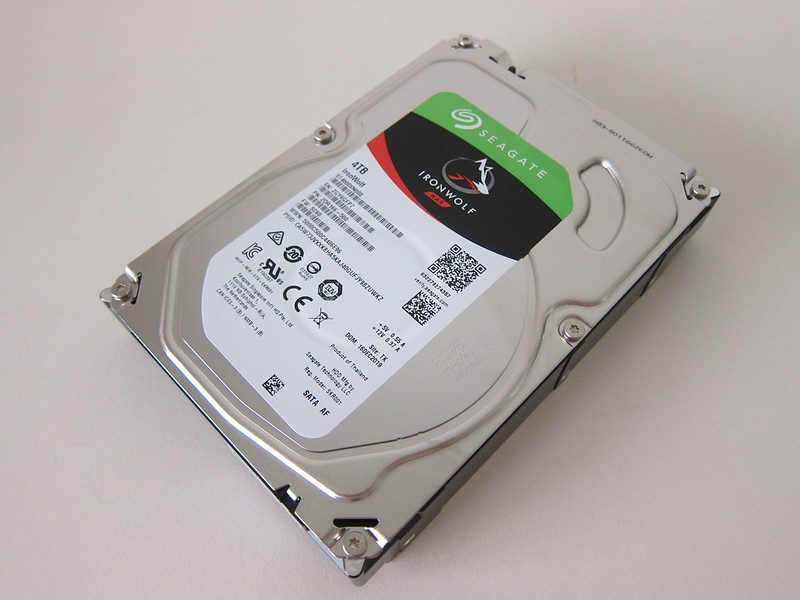 Seagate IronWolf – NAS Hard Drives