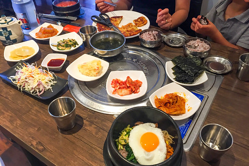 Korean Dinner | by LuxTonnerre