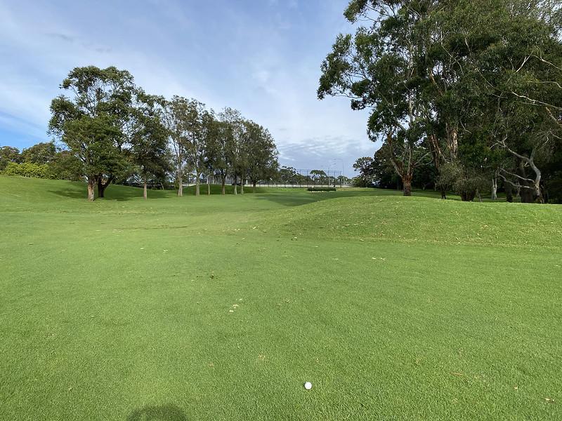 Cammeray Golf Club: hole 5 fairway