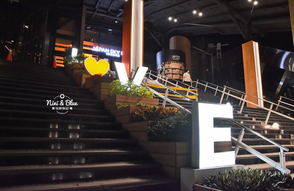 台中夜景夕陽 清水休息服務站美食11