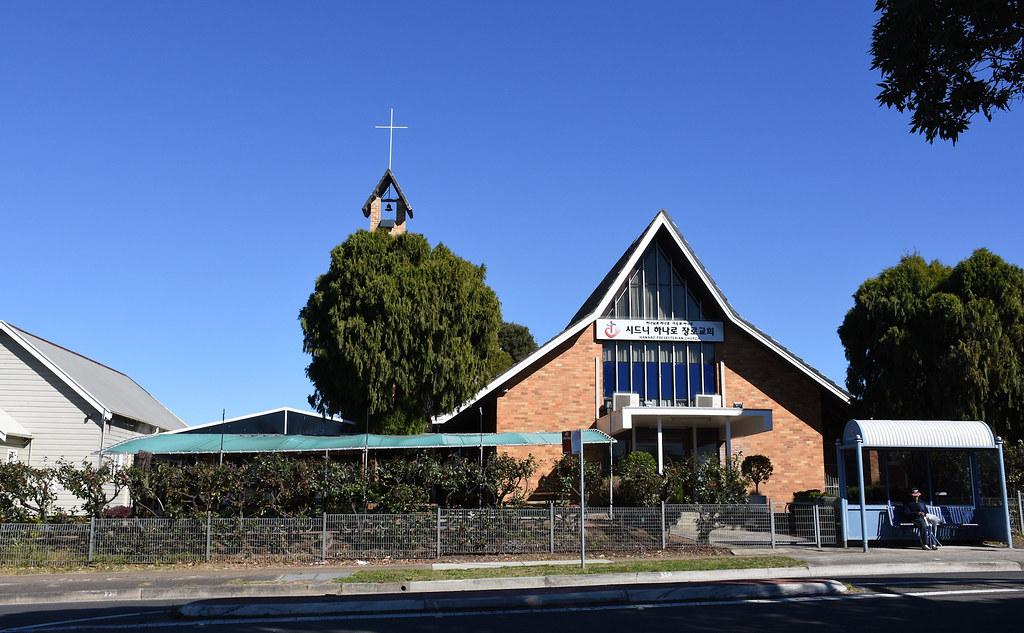Hanaro Presbyterian Church, Belfield, Sydney, NSW.