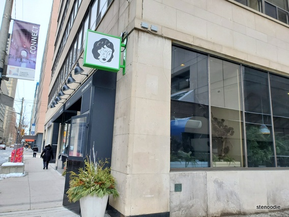Rosalinda Restaurant storefront