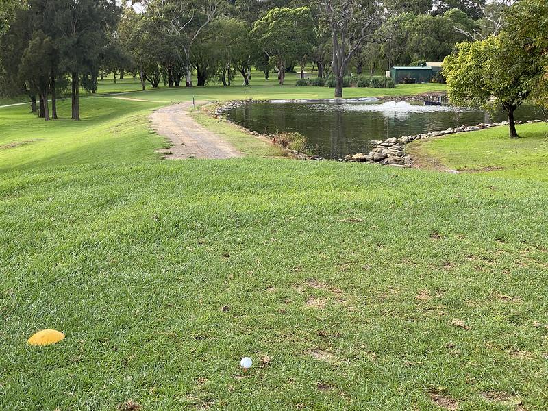 Cammeray Golf Club: hole 6 tee