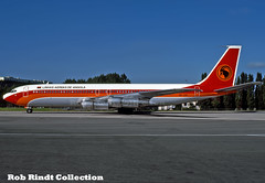 TAAG - Angola Airlines B707-382B D2-TOP