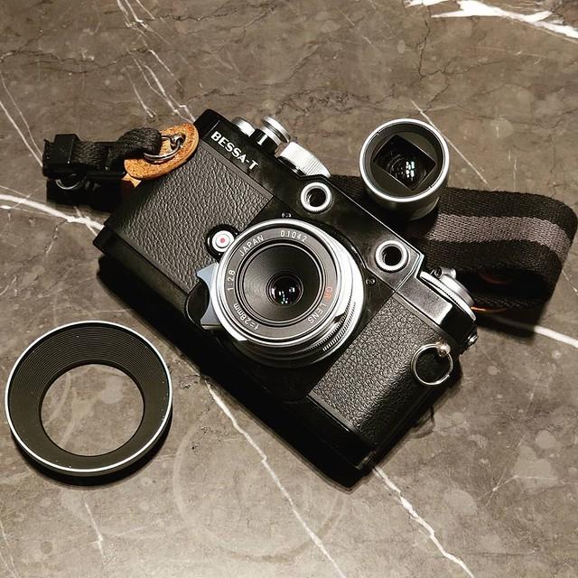 Ricoh GR 28mm f2.8 GR1S的世界