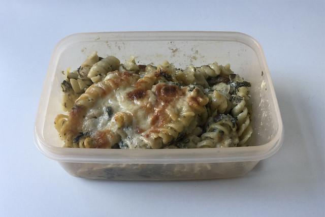 Chicken Alfredo Pasta Bake - Leftovers II / Resteverbrauch II