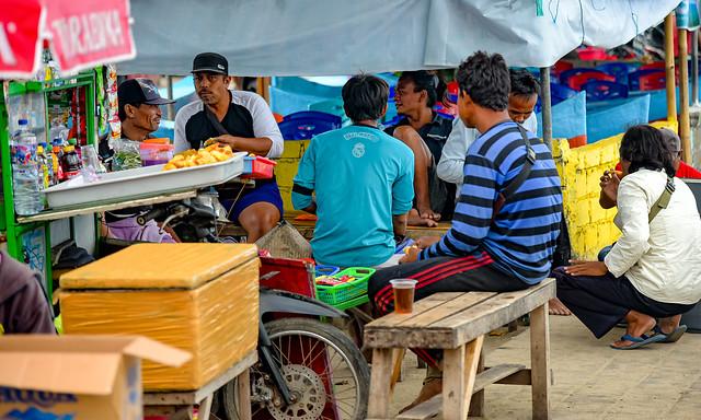 Pasar Ikan Tradisional Kedonganan