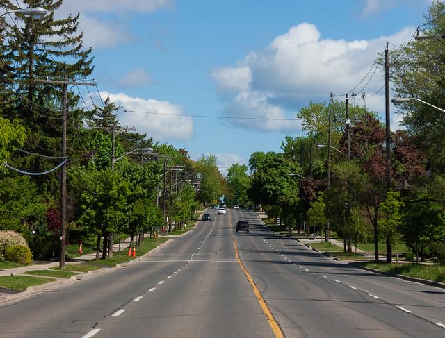 Islington Ave.