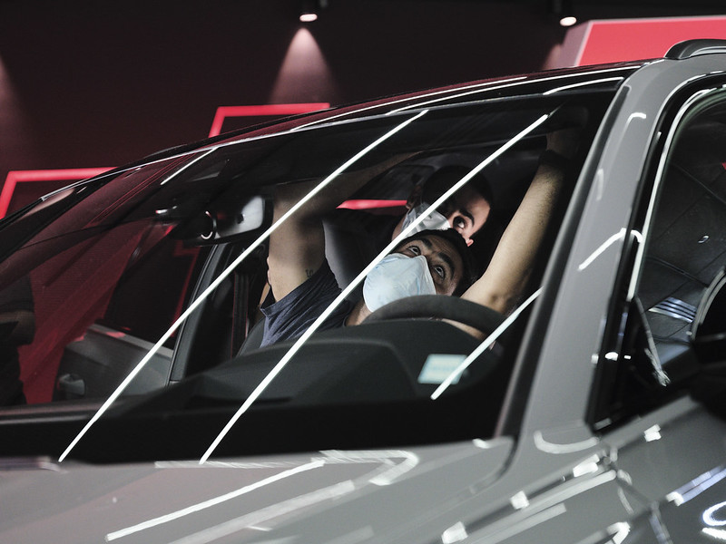 Audi Live 7