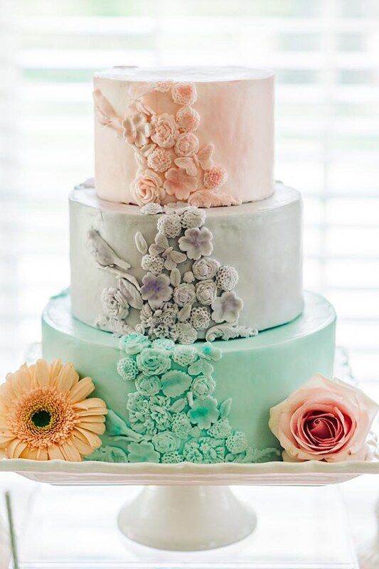 Cake by Sweet Gypsy Dessert Design