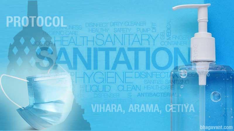 Protokol Kesehatan untuk Vihara dan Cetiya di Masa Wabah COVID-19