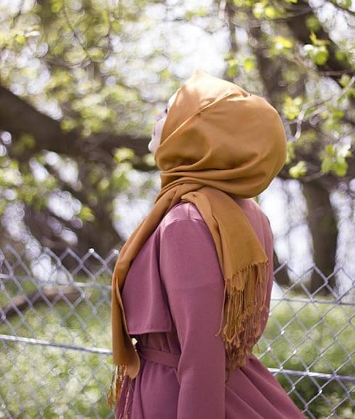 Muslimah fashion in SG