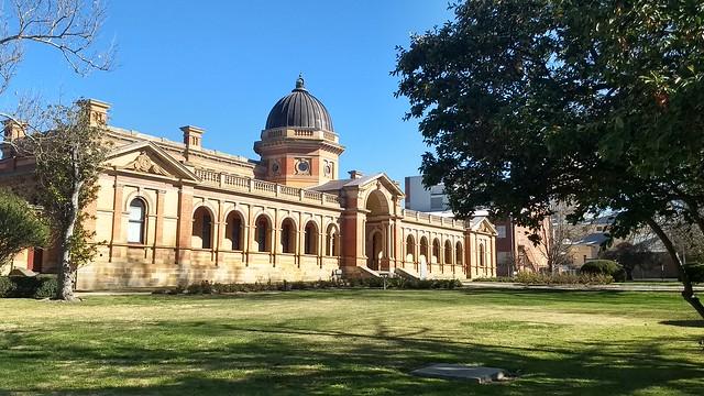 Historic Goulburn Court House