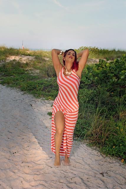 Barbara en La Playa