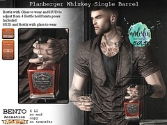 Planberger Whiskey Single to wear