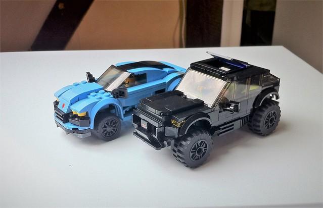 ⭐ 4X4 & SUV