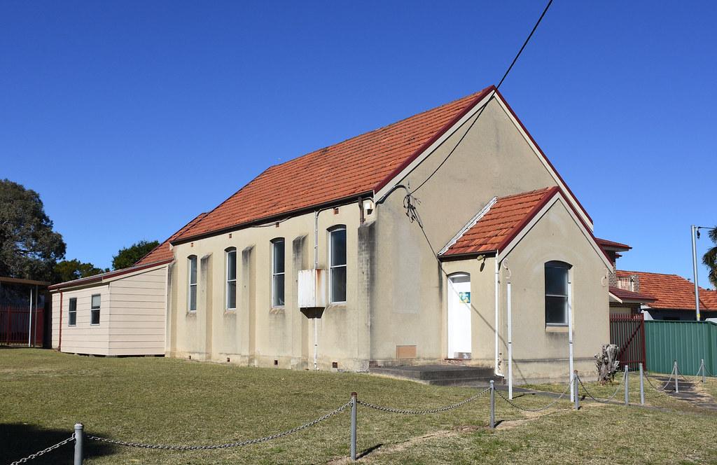 Belfield Uniting Church, Belfield, Sydney, NSW.