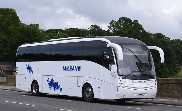 AJ13MCL  (FJ13EBA)  McLeans, Airdrie