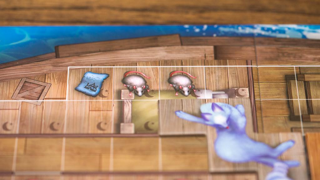 isla de los gatos boardgame juego