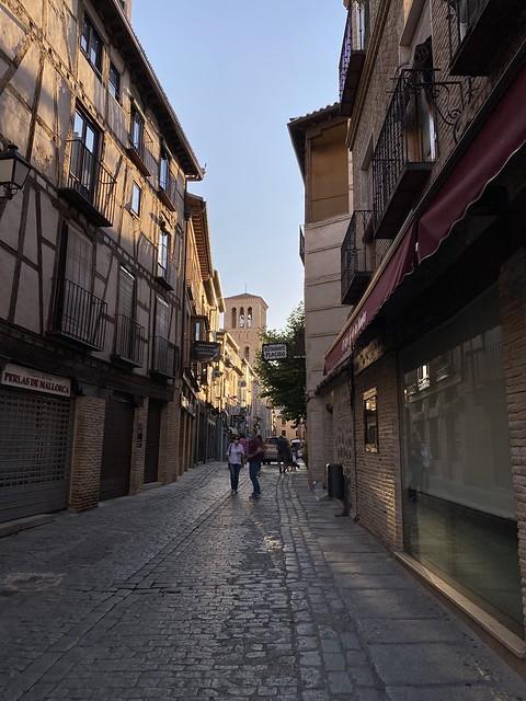 Calle Santo Tomé, Toledo