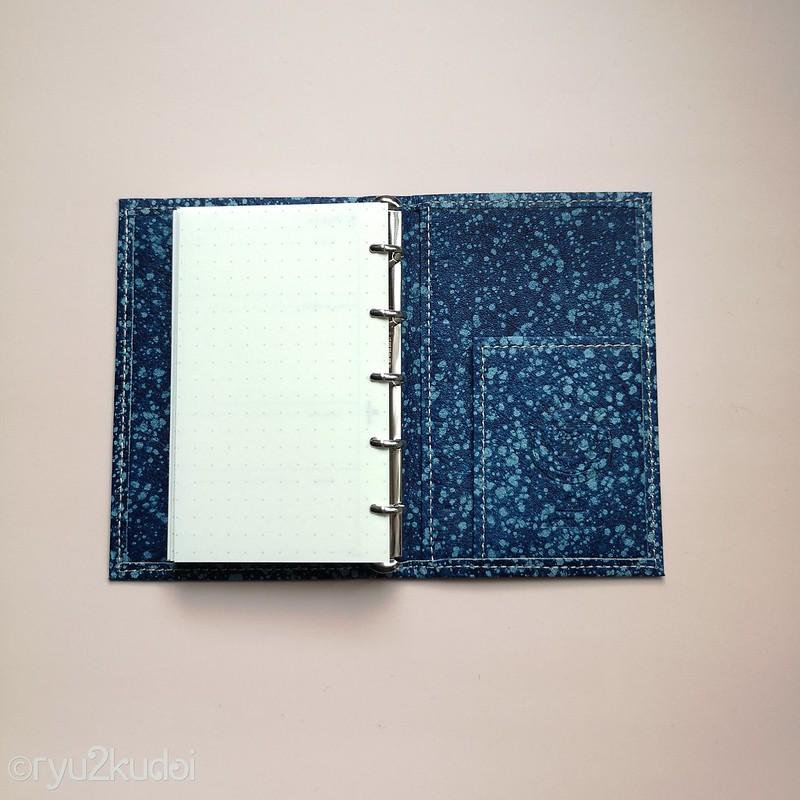 ASHFORDオンラインジャケットマルシェで購入したM5システム手帳