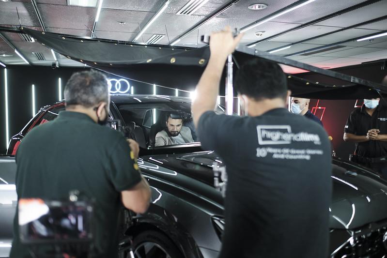 Audi Live 8 1