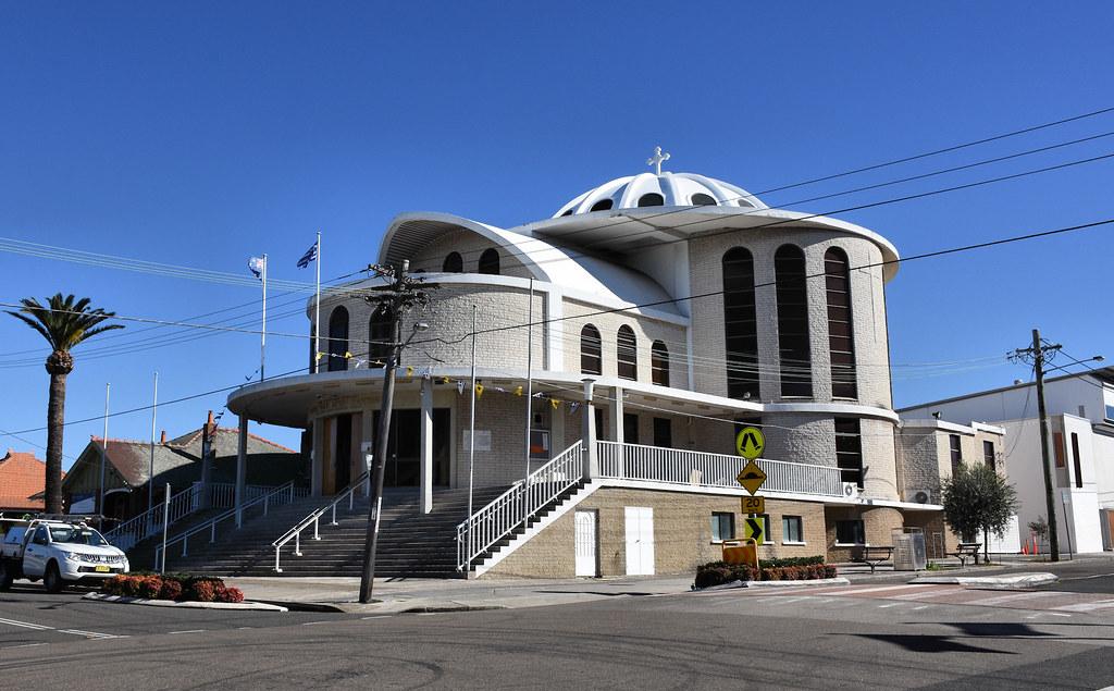 All Saints Greek Orthodox Church, Belmore, Sydney, NSW.