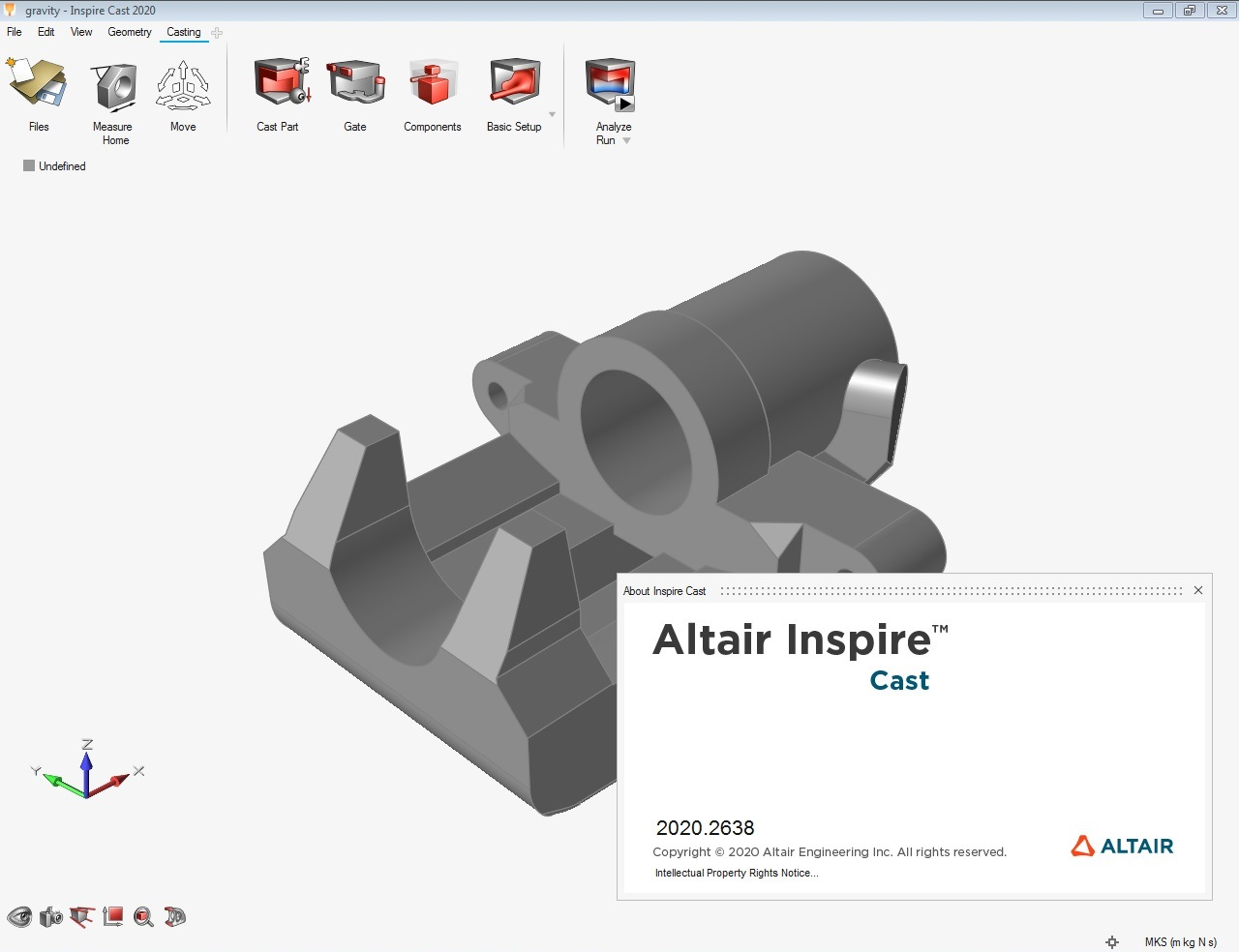 Working with Altair Inspire Cast 2020.0 Build 2638 full license