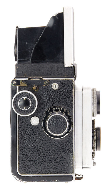 Rolleicord 1a Model 3 Model K3 TLR