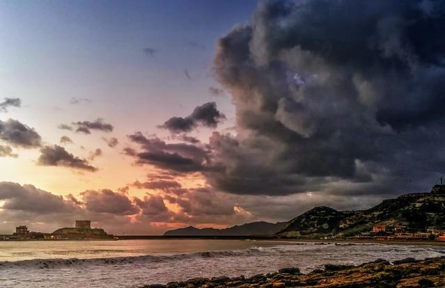 Sardegna Sunset      (on Explore)