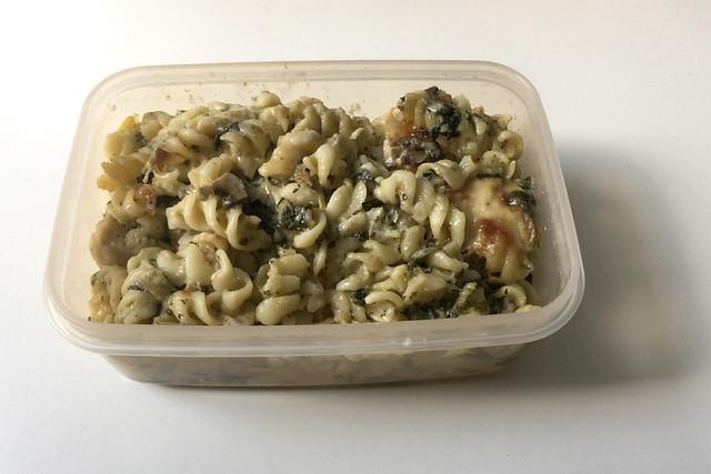 Chicken Alfredo Pasta Bake - Leftovers III / Resteverbrauch III