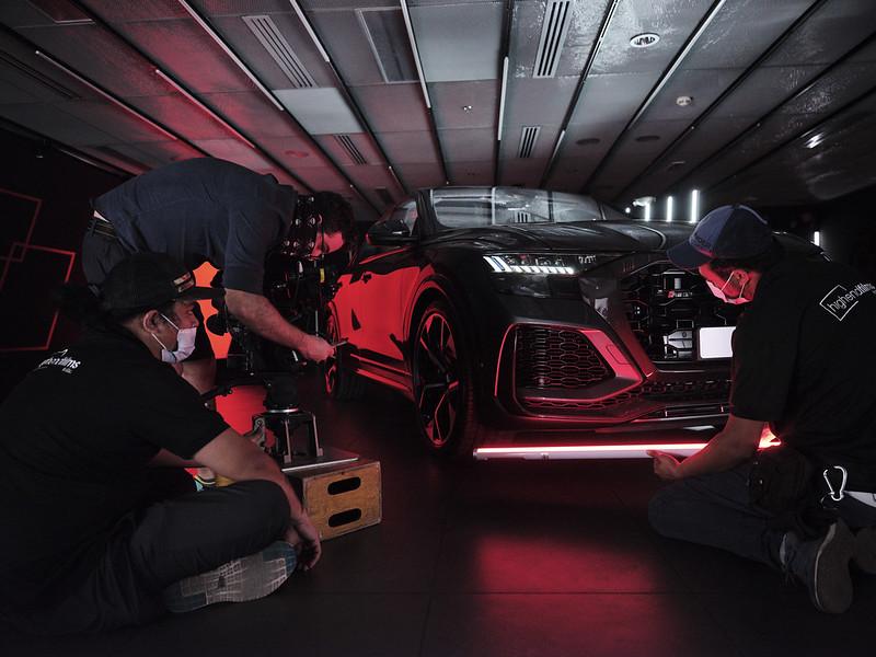 Audi Live 10