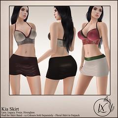 *LX* KIA Skirt