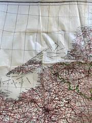 Tony's escape map