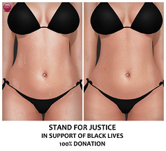 Izzie's @ Stand for Justice